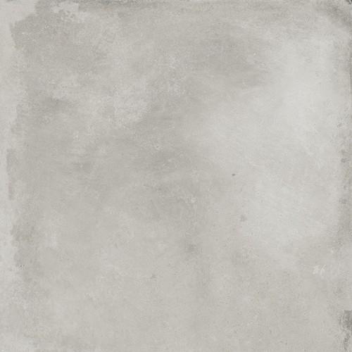Carrelage imitation ciment gris 20x20cm URBAN SILVER 23526 -   - Echantillon - zoom