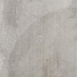 Carrelage imitation ciment décor gris 20x20cm URBAN ARCO SILVER 23587 -   - Echantillon Equipe
