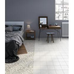 Carrelage imitation ciment décor beige 20x20cm URBAN FOREST NATURAL 23614 -   - Echantillon Equipe