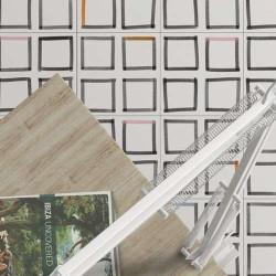 Carrelage géométrique HAMAR décoré 20x20 -   - Echantillon Vives Azulejos y Gres