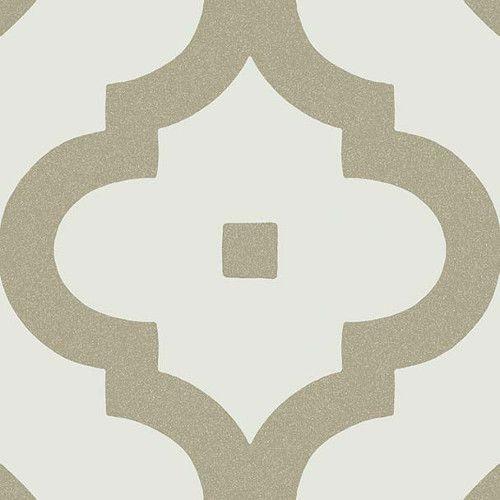 Carrelage scandinave beige foncé 20x20 cm LADAKHI Musgo -   - Echantillon Vives Azulejos y Gres