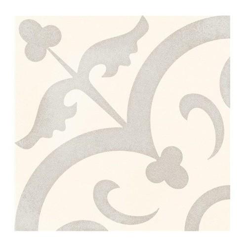 Carrelage imitation ciment pastel 20x20 cm HALVMANE antidérapant R10 -   - Echantillon Vives Azulejos y Gres