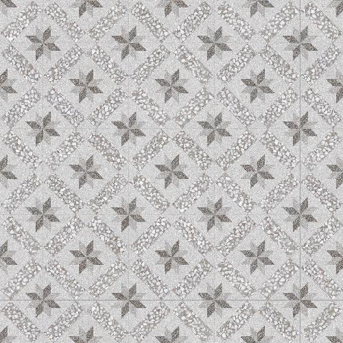 Carrelage imitation ciment 30x30 cm GADNER Cemento anti-dérapant R10 -   - Echantillon - zoom