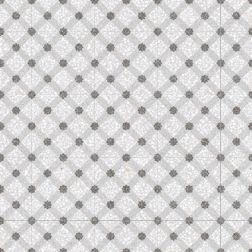 Carrelage imitation ciment 30x30 cm Mancini Humo anti-dérapant R10 - 0 - Echantillon - zoom
