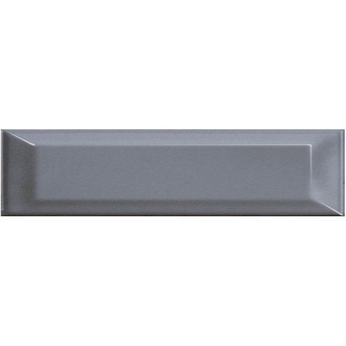 Carreau métro DARK GREY 20904 gris foncé 7.5x30 cm -   - Echantillon Equipe