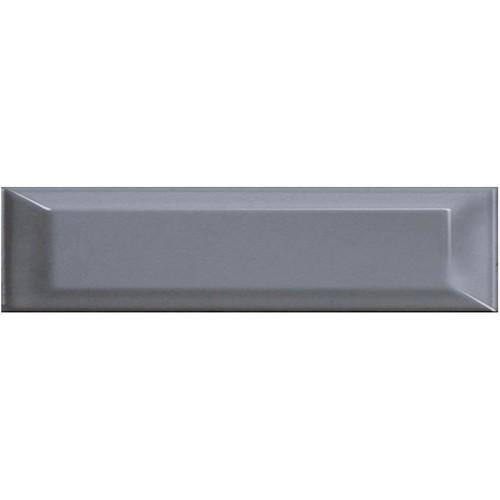 Carreau métro DARK GREY 20904 gris foncé 7.5x30 cm -   - Echantillon - zoom