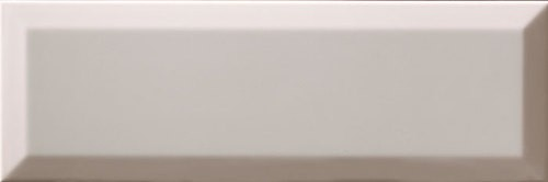 Carrelage métro biseauté 10x30 cm Coco Brillant -    - Echantillon - zoom