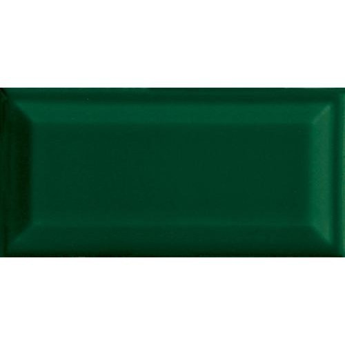 Carreau métro grès cérame vert RAME 7,5x15 cm -   - Echantillon CE.SI