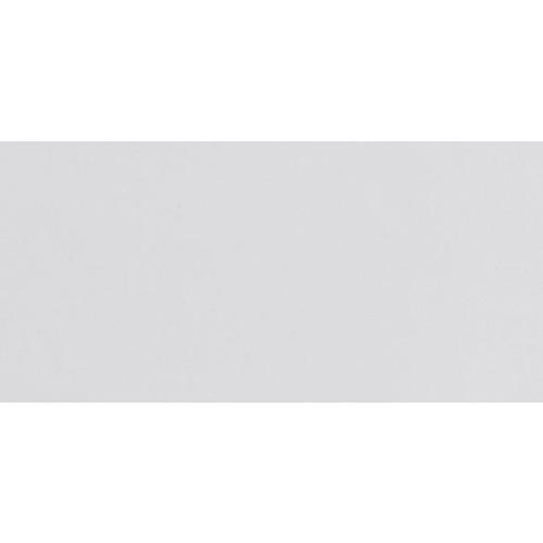 Carrelage Métro plat 10x20 cm blanc FLAT BLANCO MATE -   - Echantillon Ribesalbes