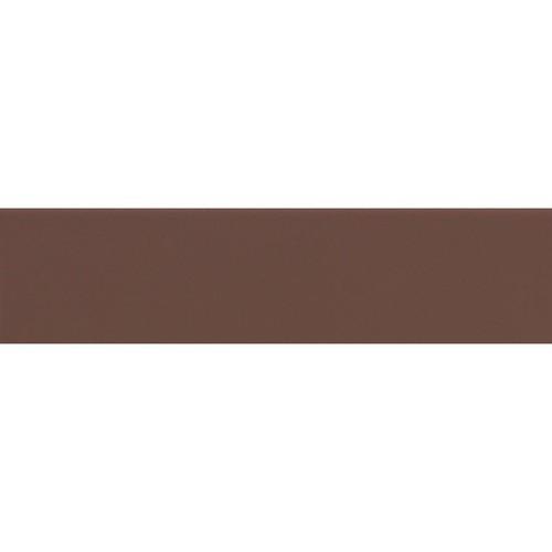 Carreau métro plat marron astor mat 10x30 cm -     - Echantillon Ribesalbes