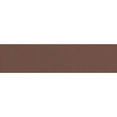 Carreau métro plat marron astor brillant 10x30 cm -     - Echantillon Ribesalbes