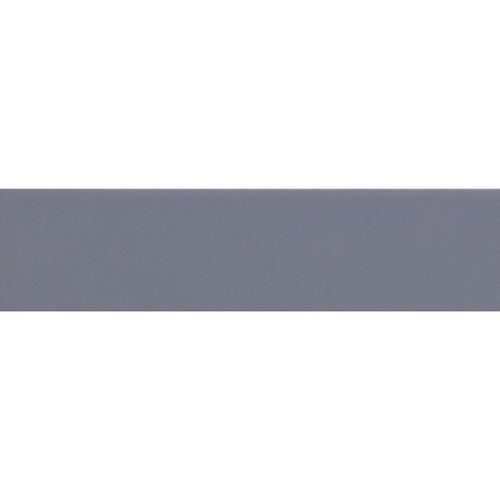 Carreau métro plat gris avon brillant 10x30 cm -     - Echantillon Ribesalbes