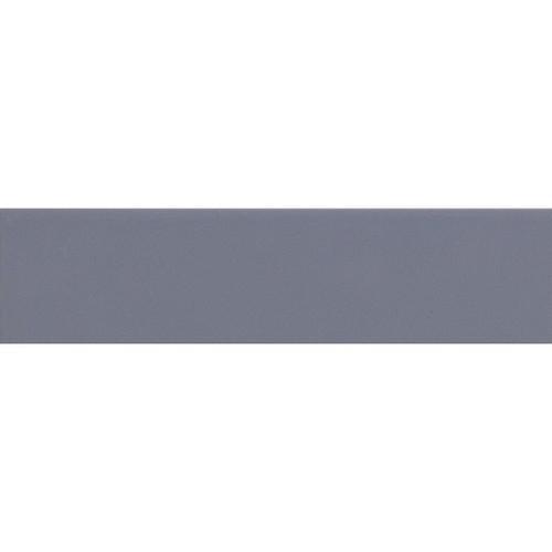 Carreau métro plat gris avon brillant 10x30 cm -     - Echantillon - zoom