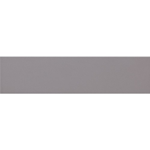 Carreau métro plat gris perle brillant 10x30 cm -     - Echantillon Ribesalbes