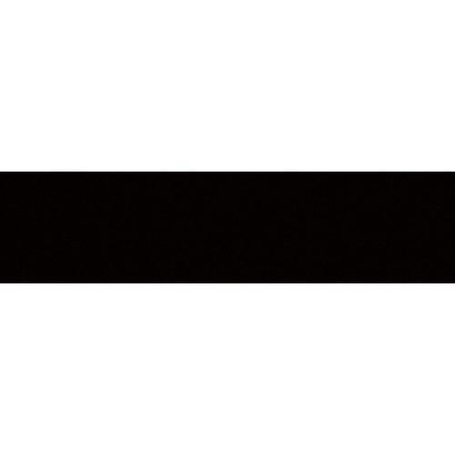Carreau métro plat noir mat 10x30 cm -     - Echantillon Ribesalbes