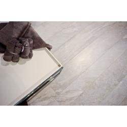 Carrelage moderne gris imitation pierre rectifié 15x120cm (14.3x119.3cm) GREYSTONE-R LEATHER -    - Echantillon Vives Azulejos y Gres