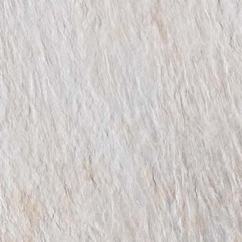 Carrelage effet pierre Quarzite blanc nuancé STONE-D Bianca 60x60 cm rect. -   - Echantillon ItalGraniti