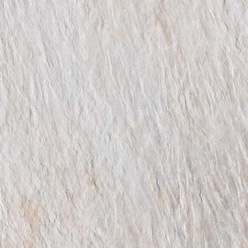 Carrelage effet pierre Quarzite blanc nuancé STONE-D Bianca 60x60 cm rect. -   - Echantillon - zoom