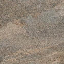 Carrelage effet pierre Quarzite beige gris nuancé STONE-D DI BARGE 60x60cm rect. -   - Echantillon ItalGraniti