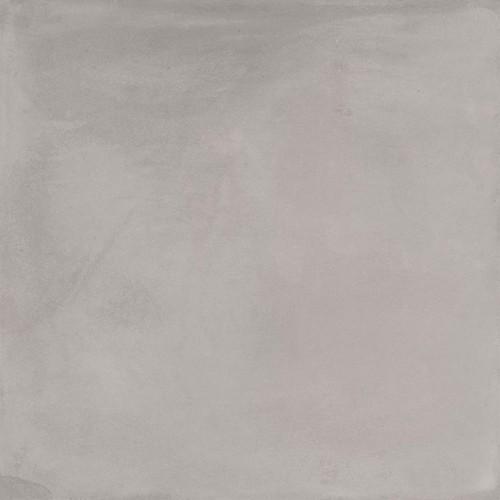 Carrelage gris mat 80x80cm LAVERTON-R GRIS -   - Echantillon - zoom