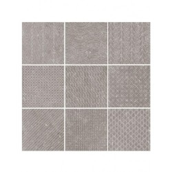 Carrelage inspiration granit CORALSTONE GAMUT GREY 23576 - 20x20cm -  - Echantillon Equipe