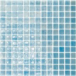 Mosaique de piscine bleue ciel LIMPIA 33.4x33.4 cm -   - Echantillon ASDC