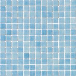 Mosaique piscine Nieve bleu celeste 3004 31.6x31.6 cm -   - Echantillon AlttoGlass
