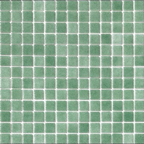 Mosaique piscine vert abysse 3005 31.6x31.6 cm -   - Echantillon - zoom