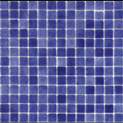 Mosaique piscine Nieve bleu marine azul 3002 31.6x31.6cm -   - Echantillon AlttoGlass