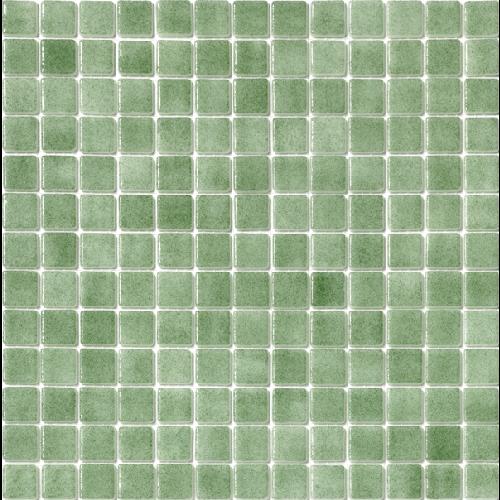 Mosaique piscine vert gazon 3006 31.6x31.6 cm -   - Echantillon - zoom