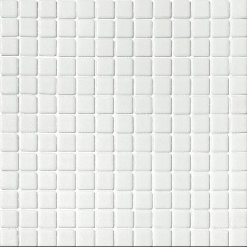 Mosaique piscine Nieve Blanc antidérapante 3100 31.6x31.6 cm -   - Echantillon AlttoGlass