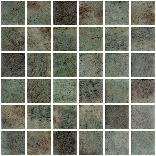 Mosaique piscine penta bali stone 2004317 3 x3  cm -    - Echantillon - zoom