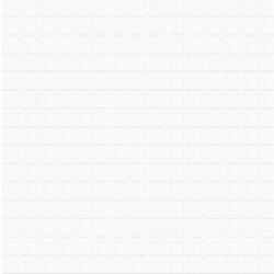 Mosaique piscine Lisa blanc 2001 31.6x31.6 cm -   - Echantillon AlttoGlass