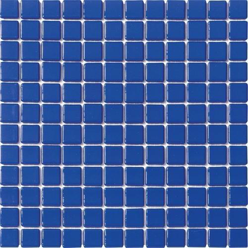 Mosaique piscine Lisa bleu marine 2002 31.6x31.6 cm -   - Echantillon AlttoGlass