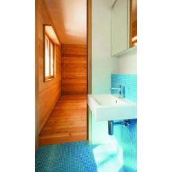 Mosaique piscine Bleu A32 20x20mm -   - Echantillon Ston
