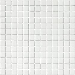 Mosaique piscine Nieve Blanc 3000 31.6x31.6 cm -   - Echantillon AlttoGlass