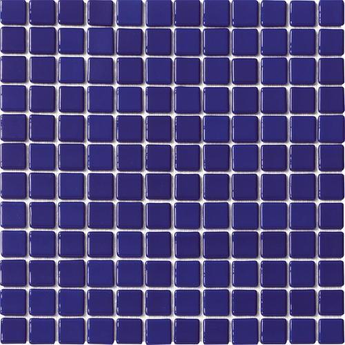Mosaique piscine Lisa bleu marine obsur 2032 31.6x31.6 cm -   - Echantillon - zoom