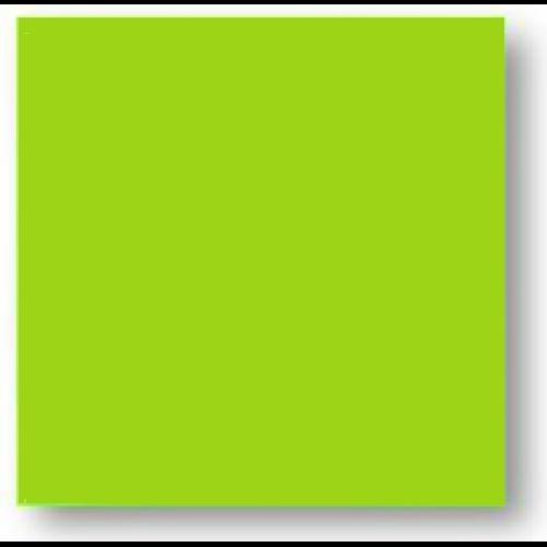 Faience colorée vert Carpio Menta brillant 20x20 cm -   - Echantillon Ribesalbes