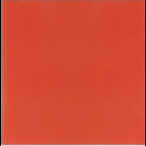 Faience colorée mauve Carpio Rouge brillant ou mat 20x20 cm -   - Echantillon Ribesalbes