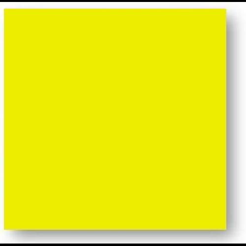 Faience colorée jaune Carpio Limon brillant 20x20 cm -   - Echantillon Ribesalbes