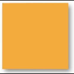 Faience colorée Carpio Ocre brillant ou mat 20x20 cm -   - Echantillon Ribesalbes