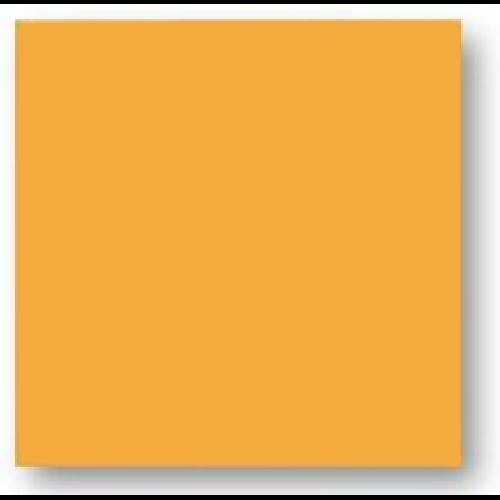 Faience colorée Carpio Ocre brillant ou mat 20x20 cm -   - Echantillon - zoom