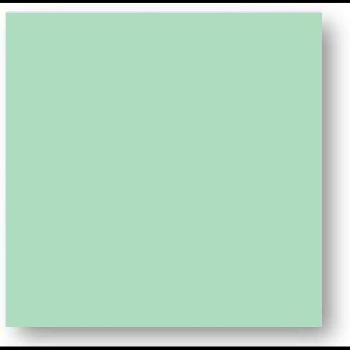 Faience colorée vert clair Carpio Verde brillant ou mat 20x20 cm -   - Echantillon - zoom