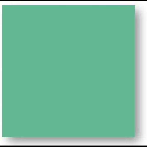 Faience colorée vert foncé Carpio Verde brillant ou mat 20x20 cm -   - Echantillon Ribesalbes