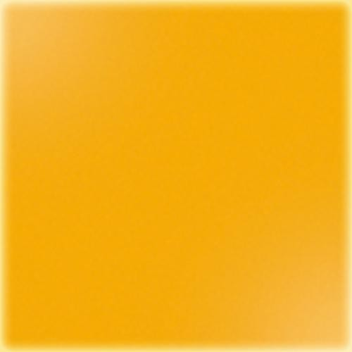 Carreaux 10x10 cm orange clair brillant ZOLFO CERAME -   - Echantillon - zoom