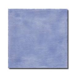 Faience rustique patinée LAVANDE 15x15 cm -   - Echantillon El Barco
