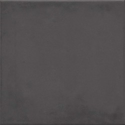Carrelage uni gris vieilli 20x20 cm 1900 Basalto -   - Echantillon Vives Azulejos y Gres