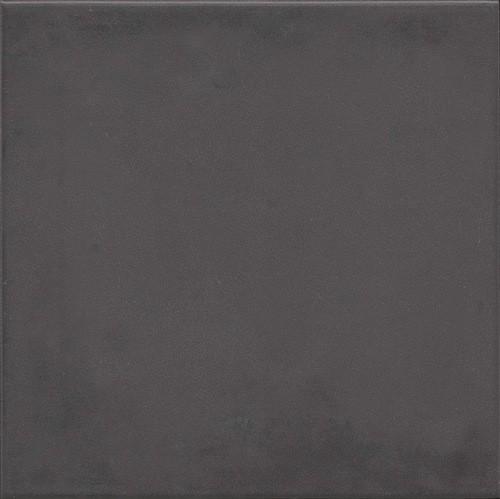 Carrelage uni gris vieilli 20x20 cm 1900 Basalto -   - Echantillon - zoom