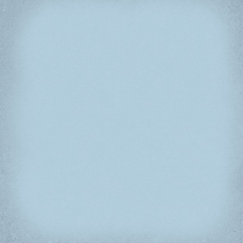 Carrelage uni vieilli bleu 20x20 cm 1900 Celeste -   - Echantillon - zoom