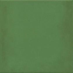 Carrelage uni vieilli 20x20 cm 1900 Verde -   - Echantillon Vives Azulejos y Gres